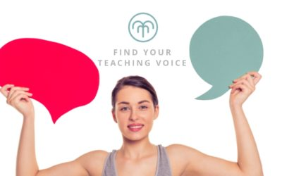Find Your Yoga Teaching Voice